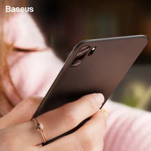 Baseus Untra Thin Slim Phone Case For Huawei P30 Pro Hard PP Frosted Protective Back Cover P30Pro Coque Fundas