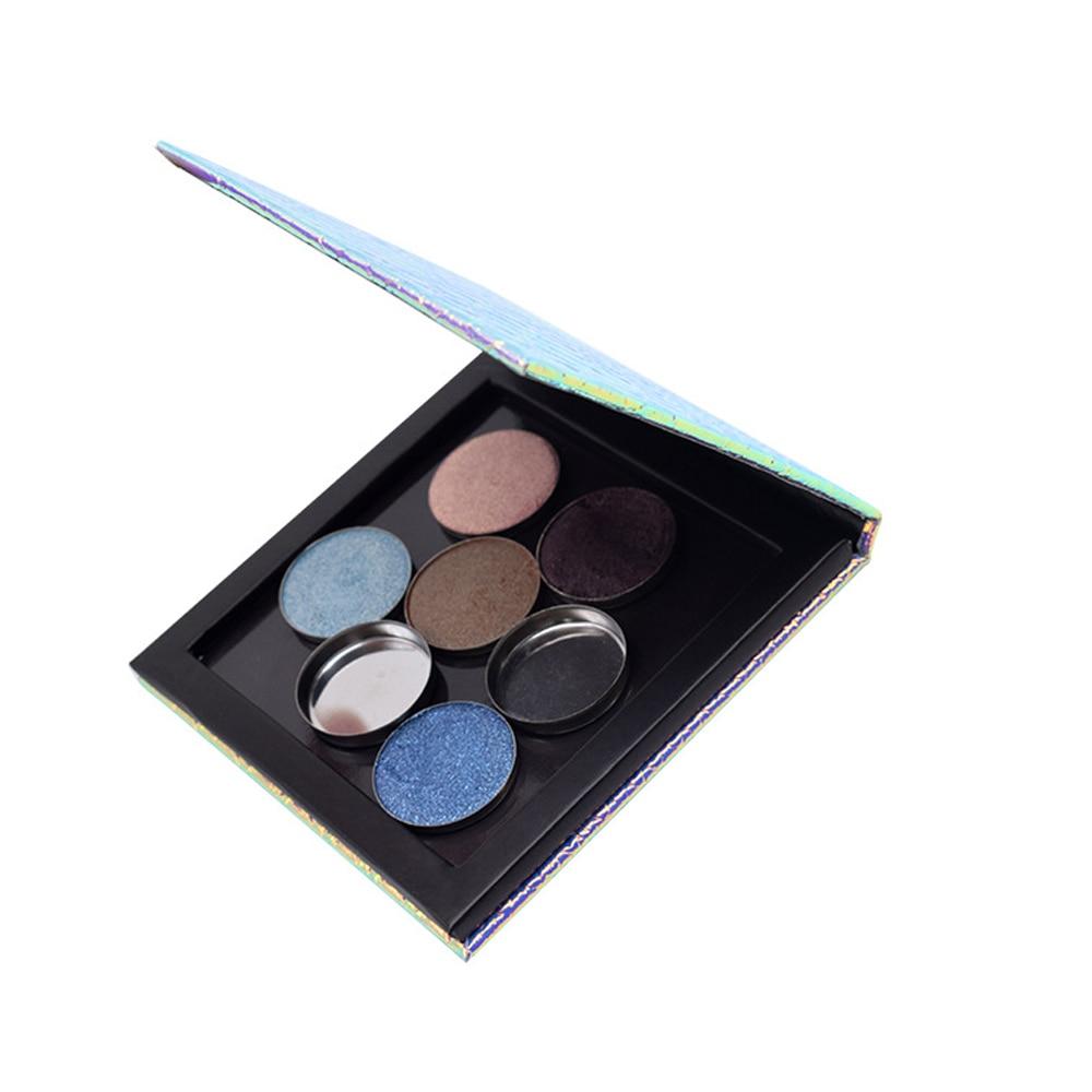 Sombra Blush Paleta Magnética Vazia DIY Fácil
