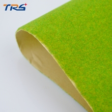 R-138 0.5m*2.5m model grass sheet, mat, green color for architectural models