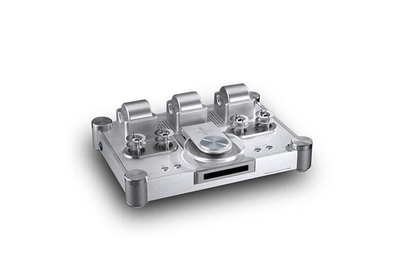 Shanling CD-T100MKII / CD-T200MKII HIFI CD Player HI-END Vacuum tube Top Loading CD Player