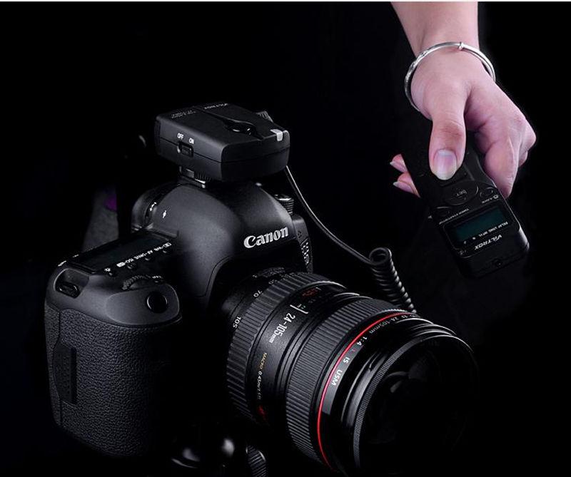 Viltrox JY-710 Bežični brojač otpuštanja okidača Daljinski - Kamera i foto - Foto 3