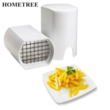 HOMETREE Hot Sale Potato Bar Cutting Tools Fries Machine French Fry Cutters Kitchen Supplies Creative Tool H218