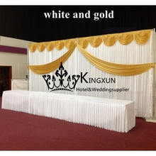 Wedding Backdrop Wedding DecorationWedding Curtain For Wedding Free Shipping Best Quality Include The Pipe Stand  Stent