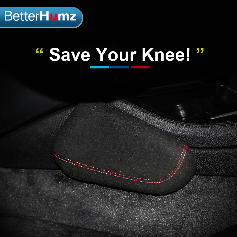 Betterhumz Knee-Pad Leg-Cushion F10x5-Accessories Thigh-Support Interior Car-Styling