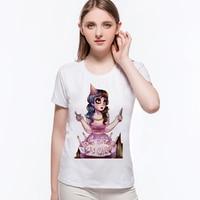 Grappige Melanie Martinez T-shirt Cry Baby Gelukkige Verjaardag Ontwerp Printing 3D T-Shirt Zomer Harajuku Casual Paar Tshirts L9G114