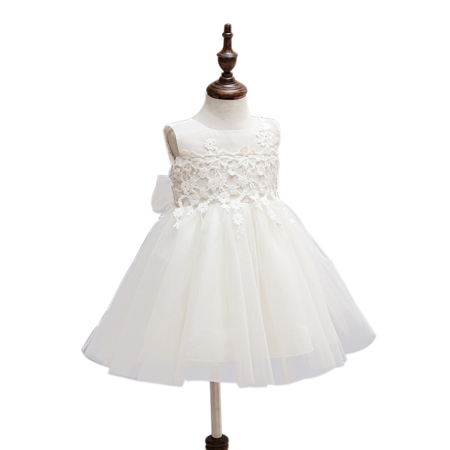 8f4fcf9244a8 Baby Girl Pageant Wedding Dresses Infant Princess Little Girls 1 ...