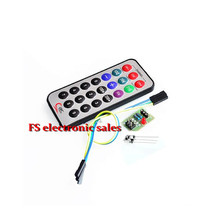 Raspberry Pi 3&Raspberry Pi 2 Model B Infrared Remote Control IR Receiver Module DIY Kit HX1838