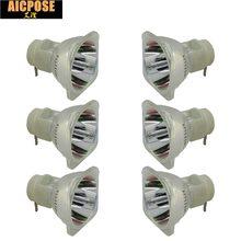 6 unidades/lotes Lâmpada 200 W 5R Feixe de Luz, 7R 230 W, 2R, 10R, 15R, 16R, 17R Moving de Iodetos Metálicos Lâmpadas Halógenas de Platina