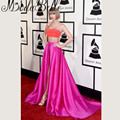 The 58 Annual Grammy Awards Celebrity Inspired Dresses Taylor Red Carpet Dresses For Sale Celebrity Style Evening Gown Two Piece