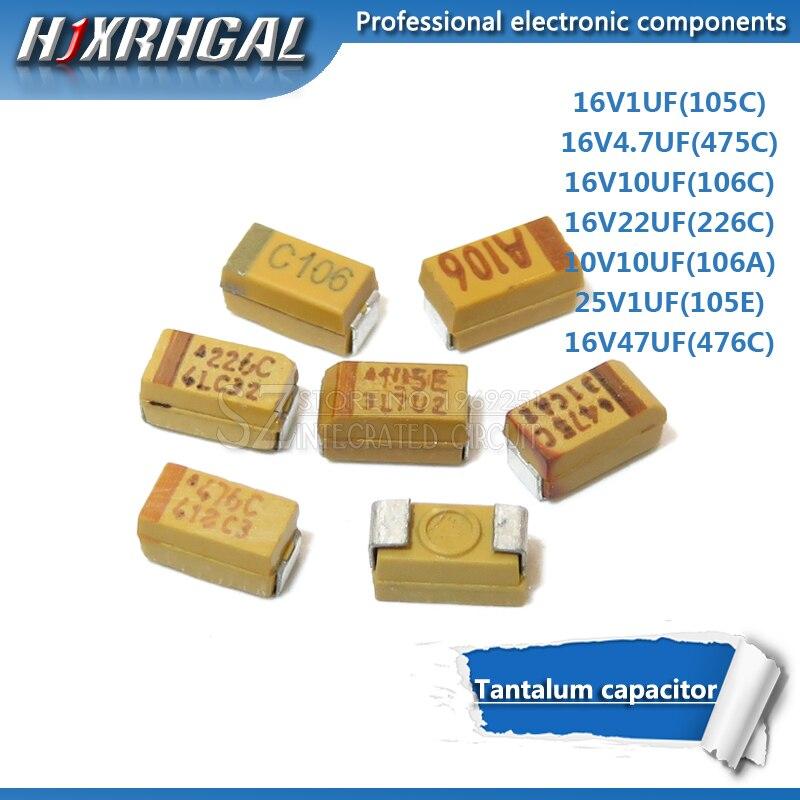 10x *NEW* 3.3uF 16V B Case Kemet T491B335K016AS 1210 SMD Tantalum Capacitor
