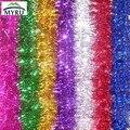 Feliz cumpleaños fiesta de fin de Año Nuevo decoración de interiores decorar barra de color el día De Navidad