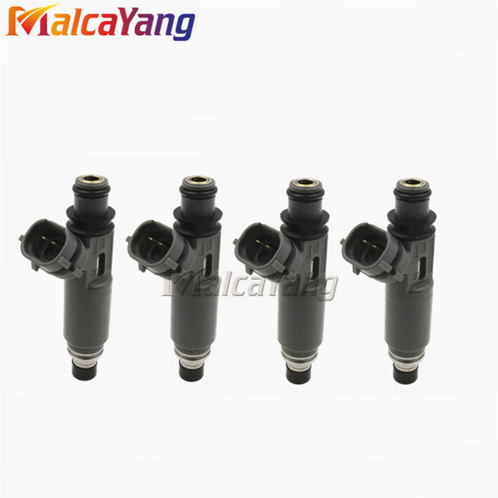 4 Pcs Fuel Injectors Nozzle For 1997 2001 Maz Da Protege 1