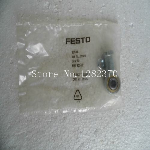[SA] New original authentic special sales FESTO connector SGS-M8 stock 009 255 --5pcs/lot [sa] new original authentic special sales rexroth r412010305 buffer stock 2pcs lot