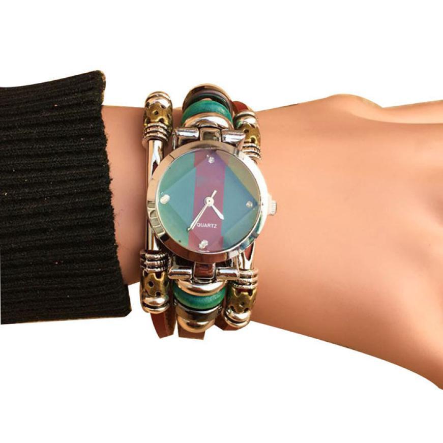 Watches Women Watch Juice Really Belt Female Models Fashion Buckle Bracelet Watch reloj de las mujeresQuartz-watch