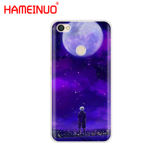 HAMEINUO Starry Day Anime Cover phone  Case for Xiaomi redmi 5 4 1 1s 2 3 3s pro PLUS redmi note 4 4X 4A 5A 4