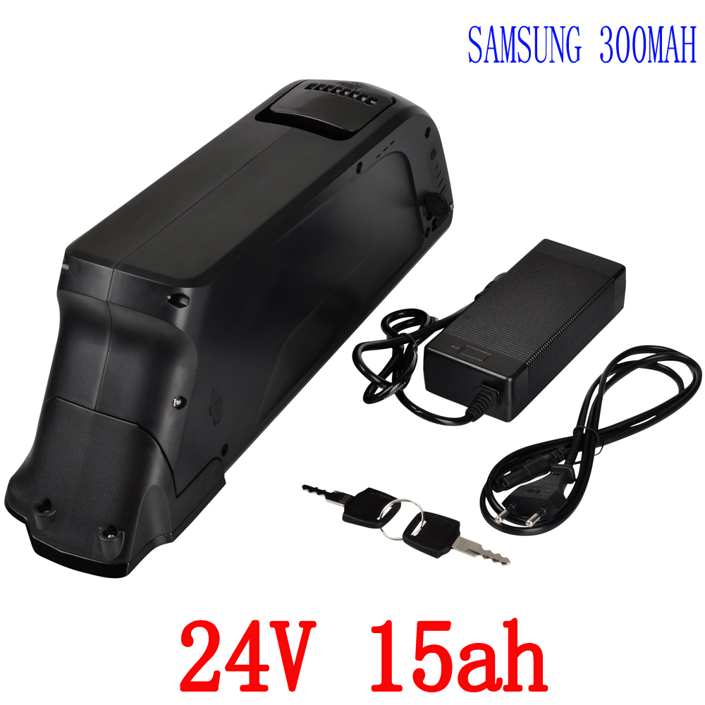24v 15ah lithium battery 24v 15ah electric bicycle battery use samsung cell with 29.4V 2A charger for 24v 350w 250w motor24v 15ah lithium battery 24v 15ah electric bicycle battery use samsung cell with 29.4V 2A charger for 24v 350w 250w motor