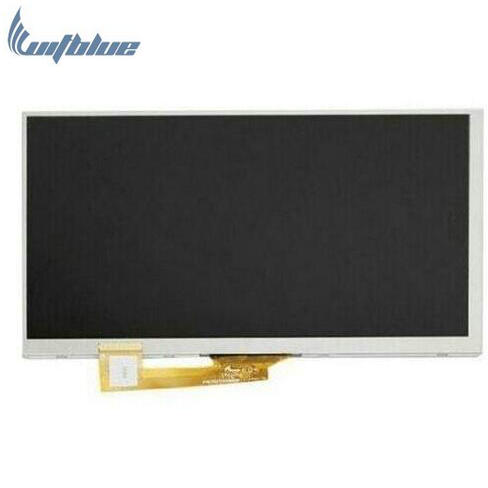 Witblue New LCD Display Matrix For 7 inch Tricolor GS700 1024*600 TFT LCD Screen Panel Lens Module replacement Free Shipping for 7 inch tablet lcd display wjws070087a fpc lcd screen module replacement 30 pin lwh 164 97 2 5mm