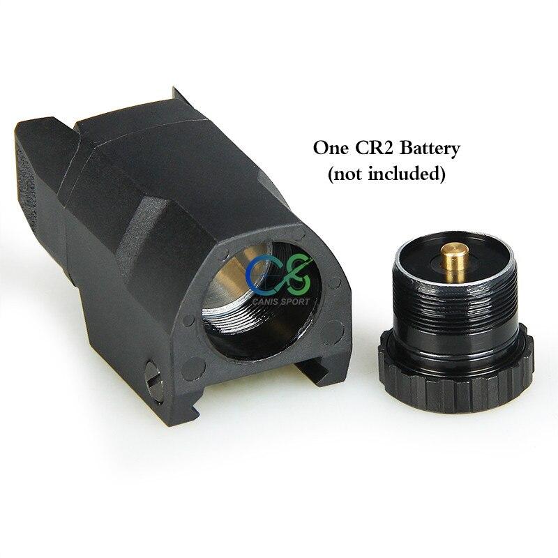 strobe 200 lumens led luz branca para glock 17 19 21 22 gs15 0126 05