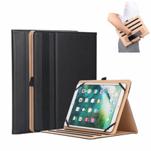 Universal PU Leather Cover For 10 inch Android Tablet Universal 7.9 8.0 9.7 10 10.1 10.5 inch Tablet Case for iPad Pro Air 2018