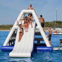 Best Seller Inflatable Slide on water inflatable slide and boucer combo inflatable sport product