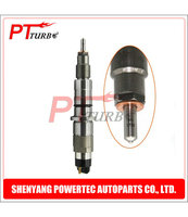 Common Rail Diesel Injector 0 445 120 122 for Cummins 4942359 Fuel Injector Assembly 0445120122 Original Pump 0445 120 122