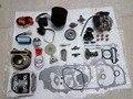 100cc gran Kit Bore Performance Performance Cam bobina CDI variador carburador GY6 139QMB 50 mm