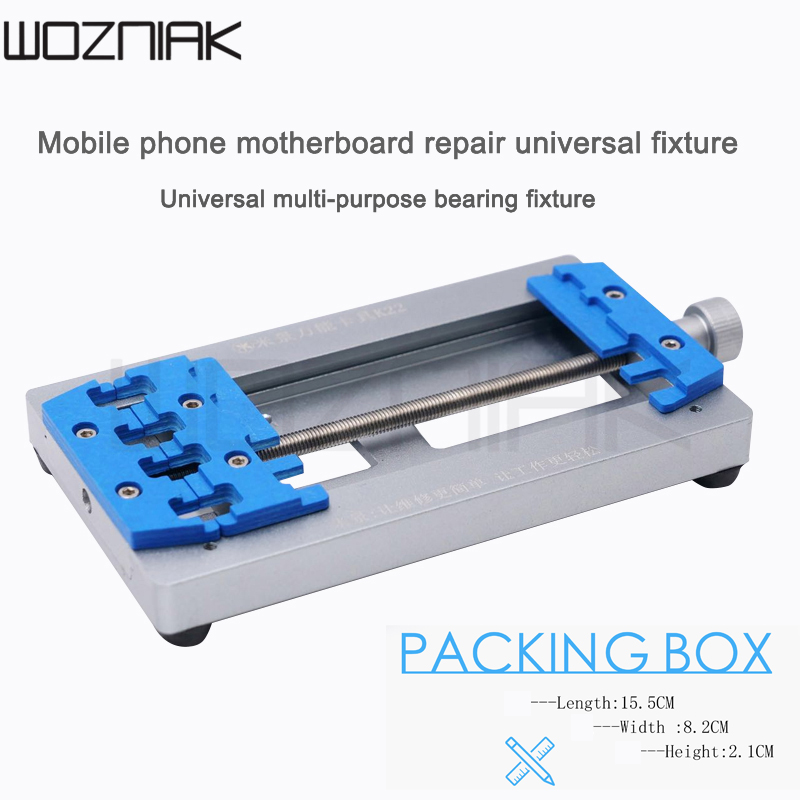 Mijing K22 Universal Mother Board Fixture Mobile Phone Repair Motherboard Fixture Multi-purpose Bearing Fixture