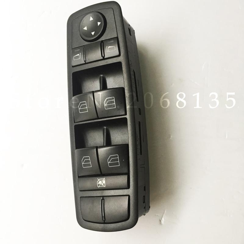 Haute qualité 2518200110 2518300090 Un 251 830 00 90 commutateur vitre électrique Pour benz W164 GL320 GL350 GL450 ML350 ML450 ML550 R350