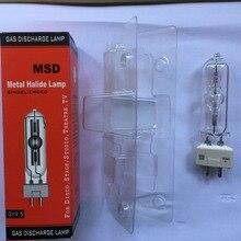 4xlot сценическое освещение лампы MSD 250/2 MSD250W MSR лампы NSD250W Металлогалогенная лампа перемещение головы огни