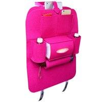 AUTO New design Car seat storage bag Hanging bags car seat back bag Car product Multifunction vehicle storage storage box