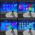 Sem fio WIFI Mini Portátil Full HD LED de Vídeo Projetor de Cinema Em Casa 8G/16G Projetor DLP Projetor de Home theater Tv cinema para o negócio