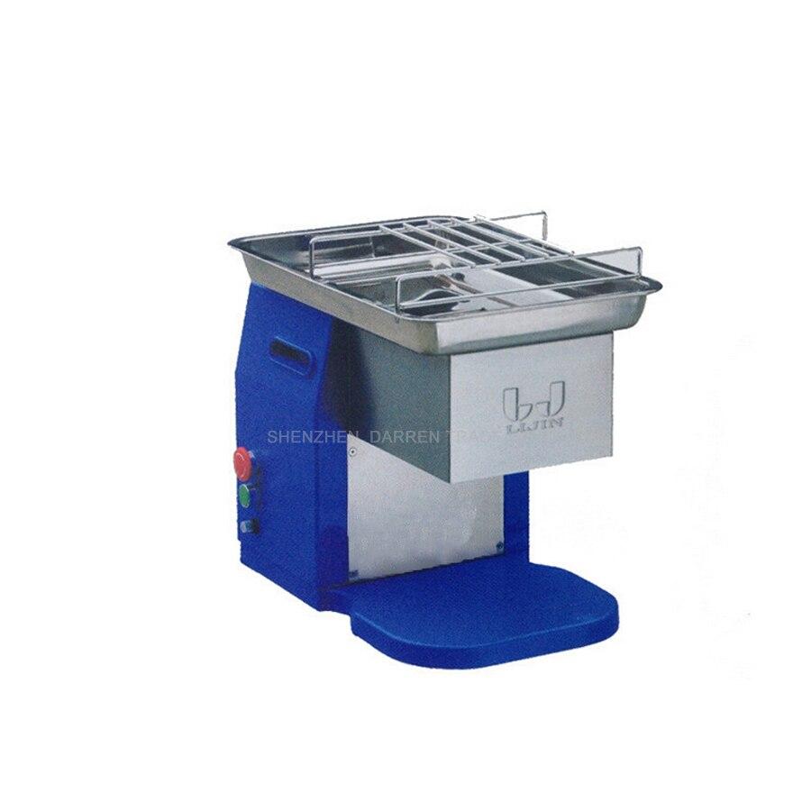 Hot sale meat cutting machine110V/220V/240V  meat slicer cutting machine 250KG per hour hot sale cayler