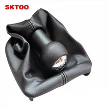 SKTOO Free Shipping for Peugeot 408 307 308 206 207 Citroen C2 Automatic Transmission Gear Shift Knob 5 Speed shipping