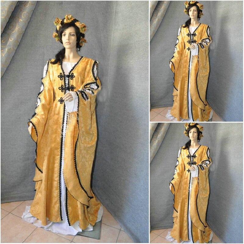 fc6e44d11 Na venda SC-622 Vitoriano Gótico Guerra Civil Southern Belle Ball Vestido  vestidos Vestido de Halloween Sz EUA 6-26 XS-6XL