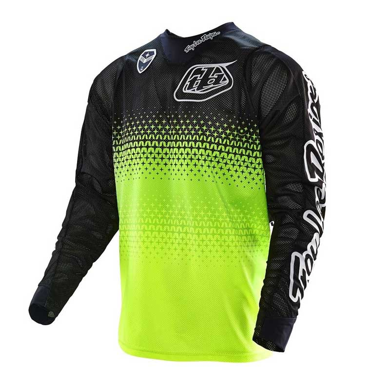 2018 Mountain Downhill Bike Long Sleeve Cycling Jersey DH MX RBX MTB Racing Clothes Off-Road Motocross Jersey Downhill Jerseys high quality hello kitty cycling jerseys mtb road bike clothes short sleeve large size sports jersey for girls