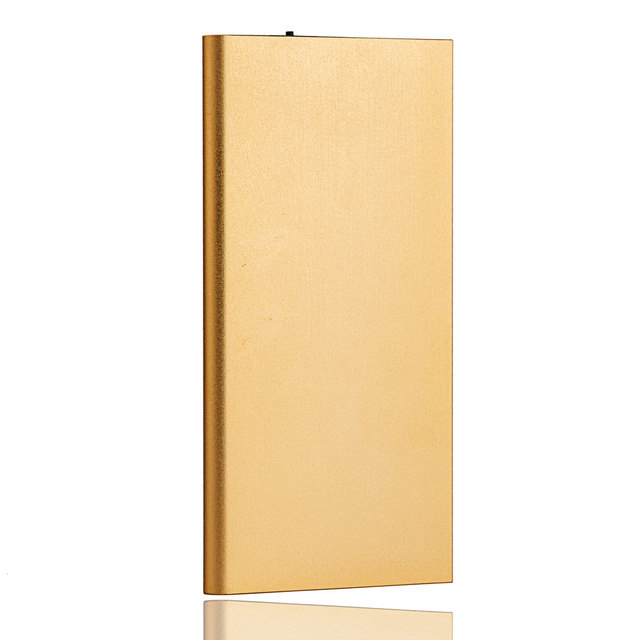 Tollcuudda 18650 Portable Powerbank For Xiaomi Iphone Power Bank Battery Charger Poverbank Mobile Phone Ultra-thin 10000mah 2USB