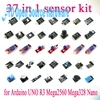 Helpful 37 In 1 For Arduino Starters Compatible Sensor Module Kit Vibration Switch Flame Reed Hunt