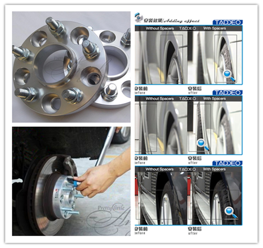 A pair 5 x108 hole is 65.1 mm, wheel adapters, spacers, suitable for Volvo 240,700,850,960 series, C70, S60, S70, S80, V70, XC70 2 a pair of 6 x 5 5 139 7 mm the hole is 108 mm the wheel adapters spacers suitable for toyota rand cool luze 80 series