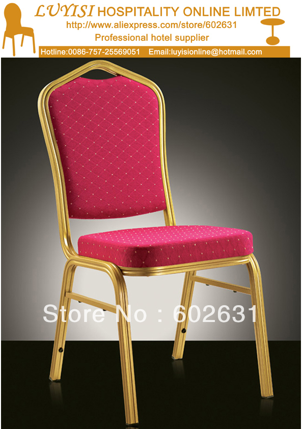 Function Stackable Aluminum Banquet Chair