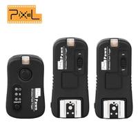 Pixel TF 362 Wireless Flash Trigger Remote Controller For Nikon Camera TR 586EX YN565EX YN568EX JY 680A Flash Speedlite Light