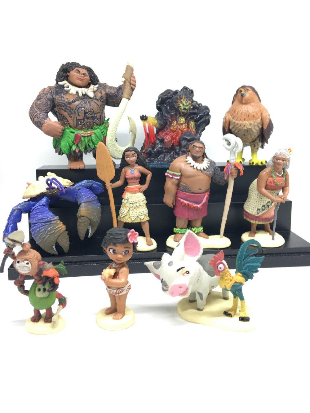 12 stücke Disney Kinder Personalisierte Weihnachtsgeschenke Moana ...