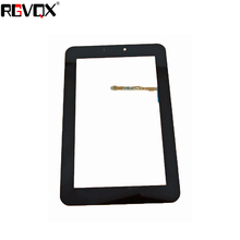 RLGVQDX NEW Touch Screen Digitizer For Huawei Mediapad 7 Youth2 Youth 2 S7-721U S7-721 7 inch Front Glass Replacement high quality mcf 070 0880 v5 for huawei mediapad 7 youth s7 701 s7 701u s7 701w touch screen digitizer glass free shipping