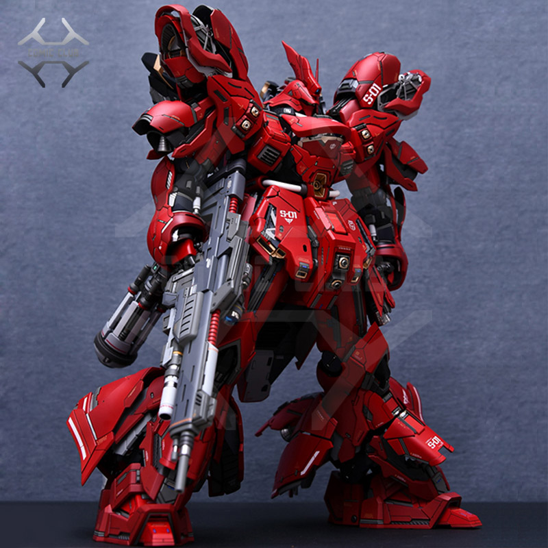 COMIC CLUB Refitting Suite Of Sazabi GK 2.0 For Gundam MG 1/100 MSN-04 Sazabi Ver.Ka