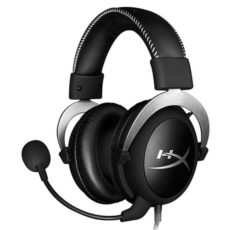 Casque de jeu KingSton avec sac de voyage en maille pour PS4 Xbox One 3.5mm casque de contrôle de Volume filaire avec Microphone