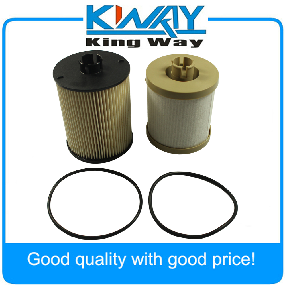 hight resolution of new fd4617 fuel filter fits for ford powerstroke f 250 f 350 f 450 super duty 6 4l