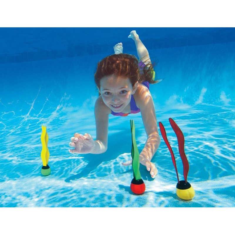 Детская игрушка для плавательного бассейна dive grab toy throw dive bar learning swim Аксессуары для тренировок для детей игры в бассейне игрушки для бассейна игры B41004