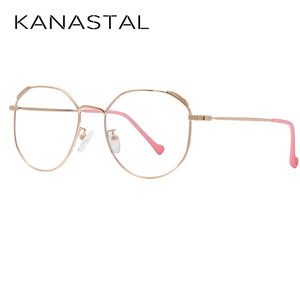 Image 3 - KANASTAL Computer Anti Blue Ray Glasses Anti Blue Light Eyeglasses Optical Eye Spectacle Gaming Eyewear Anti Fatigue 1906