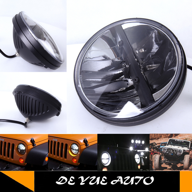 Super Low Price Free Shipping Jw Led Headlight With Reflector And Hi