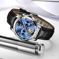 Часы dom  Топ бренд  Роскошные автоматические механические часы  мужские часы  водонепроницаемые наручные часы  Relojes Para Hombre