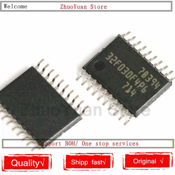 1PCS/lot 100% New Original STM32F030F4P6 Chip STM32F030 TSSOP-20 IC Chip New Original